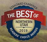 Best of Northern Utah Badge