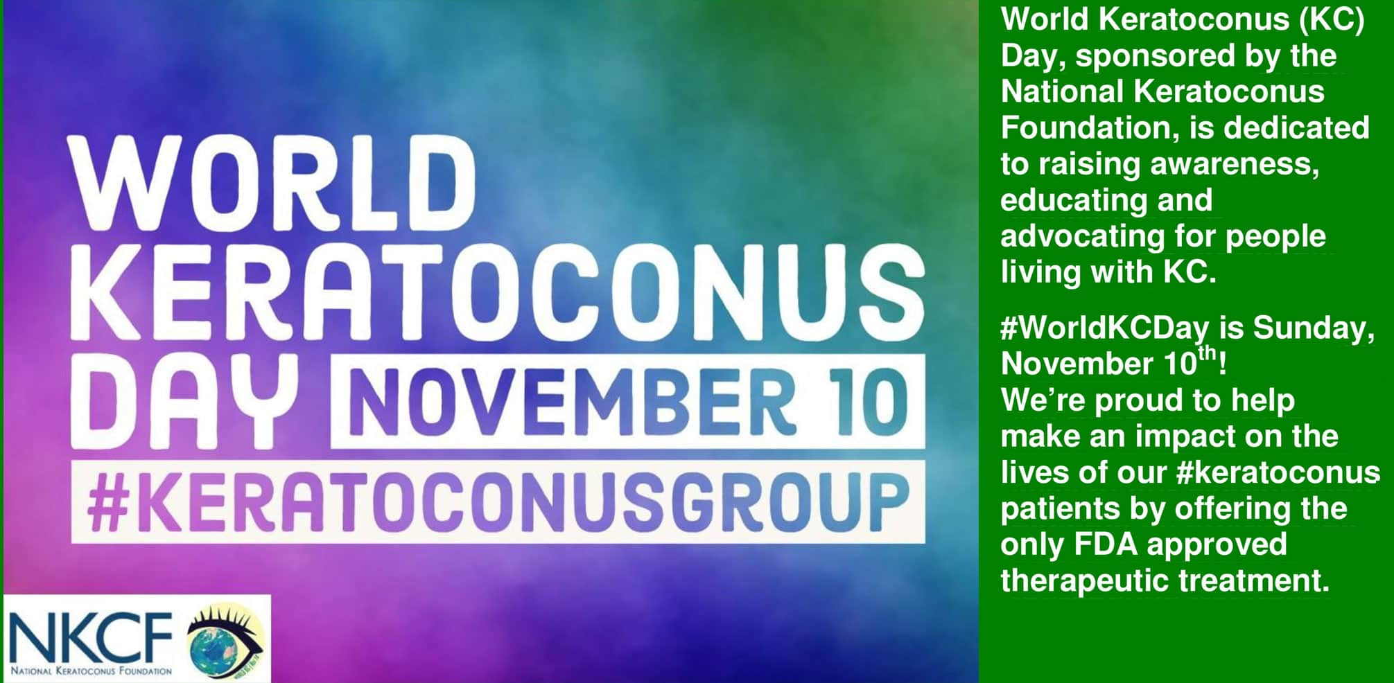 World Keratoconus Day